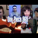 One Piece Episode 969  ワンピース 968話  REACTION MASHUP AND REVIEW